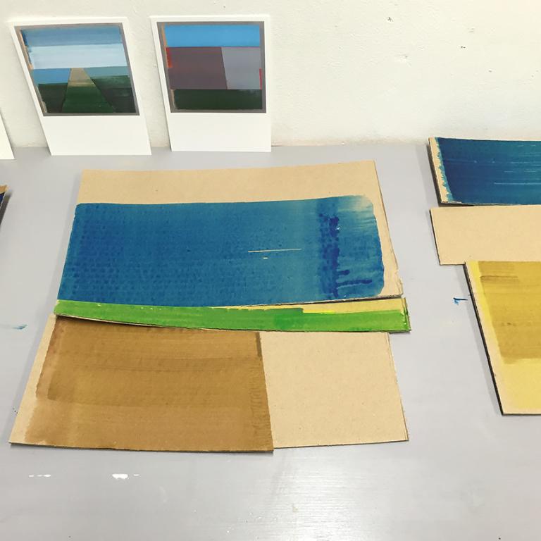 Hans Gerritsen Nieuw werk